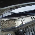 Замена салонного фильтра Lada Granta