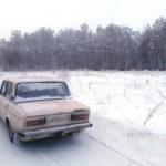 Как заводили двигатель Жигулей в мороз?