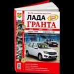 Скачать руководство по ремонту и обслуживанию Lada Granta