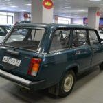 """ВАЗ-343 или первый дизельный """"Жигули"""""""