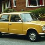 Чем отличаются ВАЗ 2101 и Fiat 124?