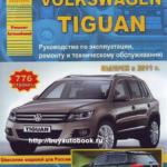 Руководство по ремонту и обслуживанию Volkswagen Tiguan