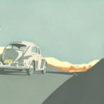 """Volkswagen попрощался с """"Жуком"""" и выпустил трогательное видео"""
