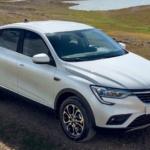 Renault Arkana - установка сигнализации и точки подключения