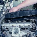 Регулировка клапанов на ВАЗ 2107 инжектор
