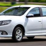 Точки подключения сигнализации Renault Logan 2
