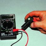 Как проверить датчик коленвала мультиметром?