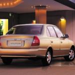 Hyundai Accent: замена топливного фильтра