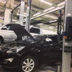 Hyundai Solaris замена масла в ДВС