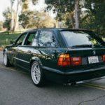BMW E34 Touring - самый быстрый универсал 90-х