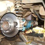 Установка задних дисковых тормозов на Ниву Шевроле