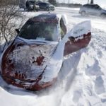 Как не погибнуть на трассе от холода, если заглохла машина