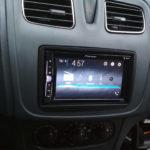 Renault Logan: установка 2din магнитолы