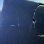 Как устранить царапины на кузове автомобиля