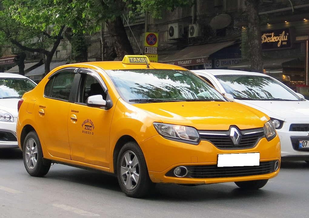 Логан такси